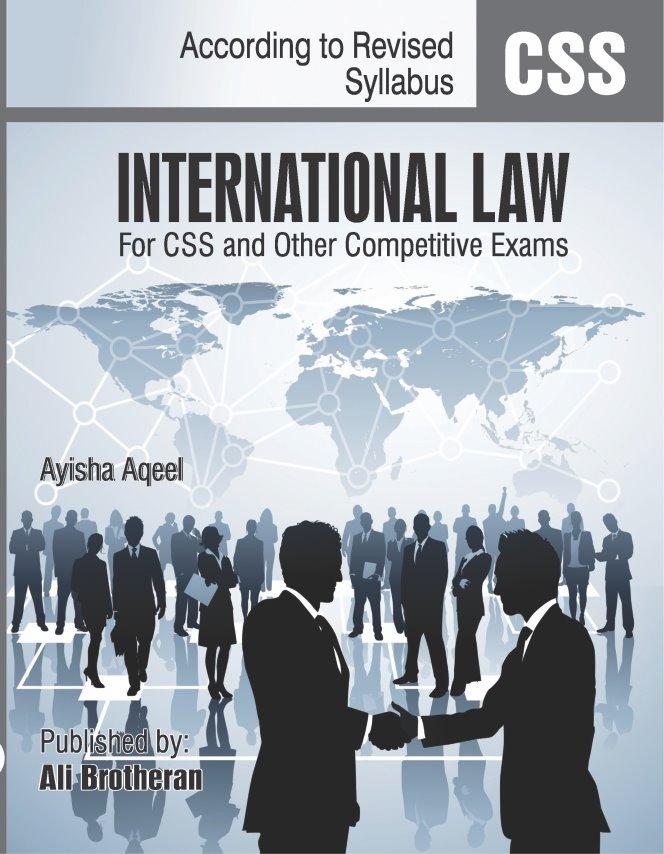 E-book International Law – CSS