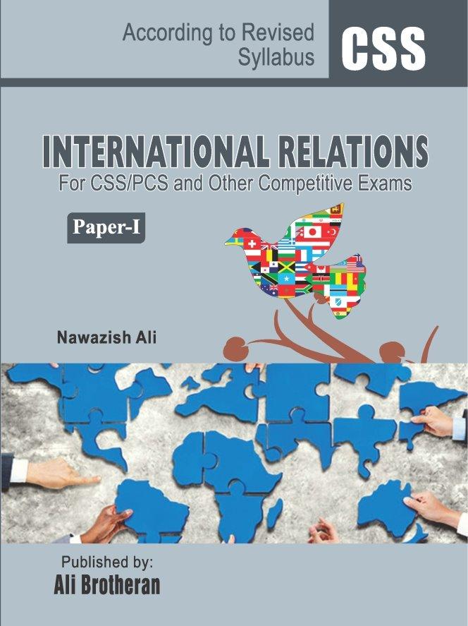 E-book International Relations – CSS