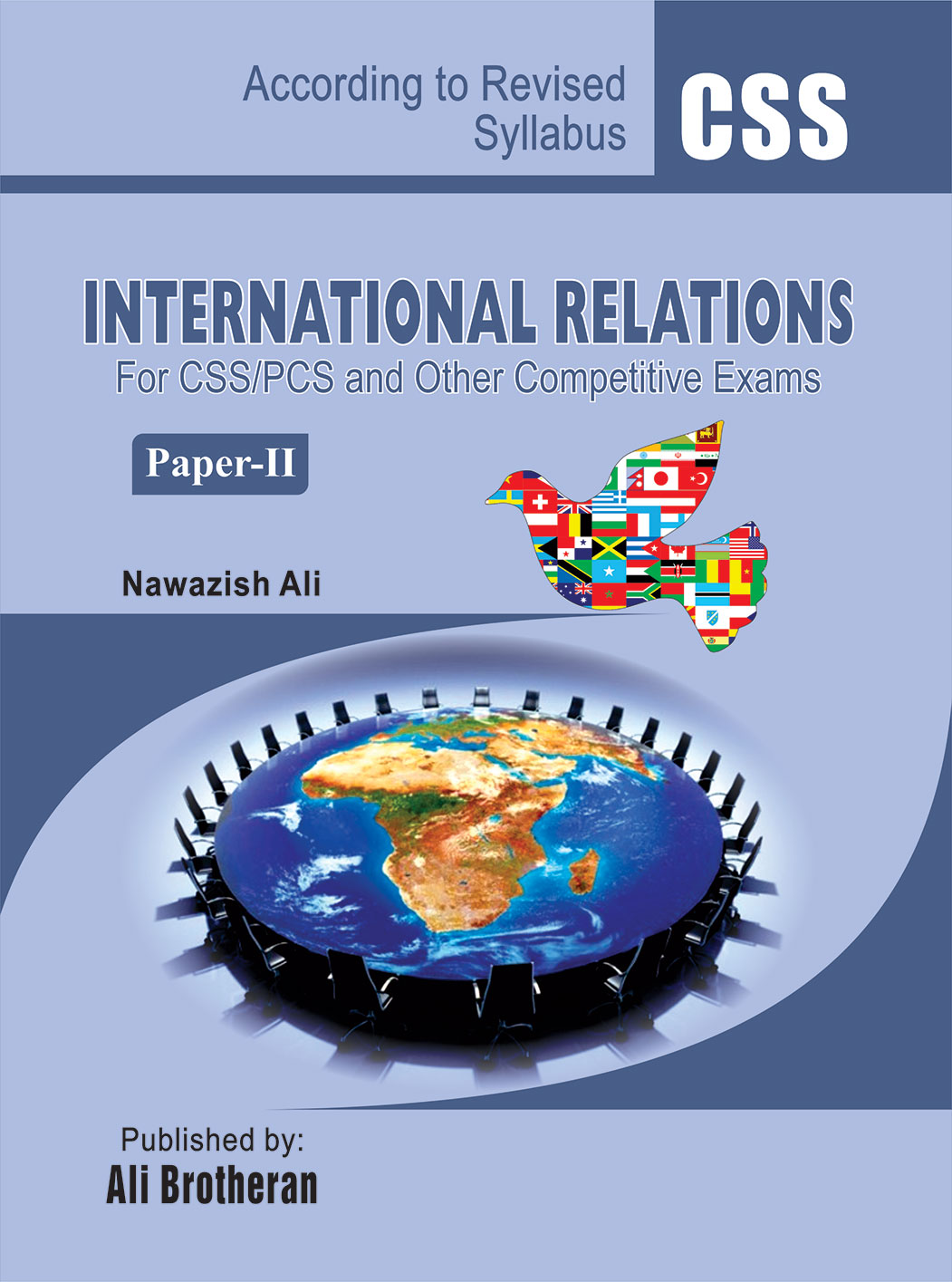 E-Book International Relations Paper II